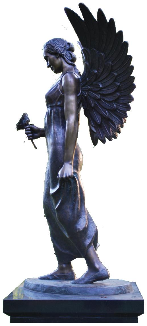 Age of Bronze Statue