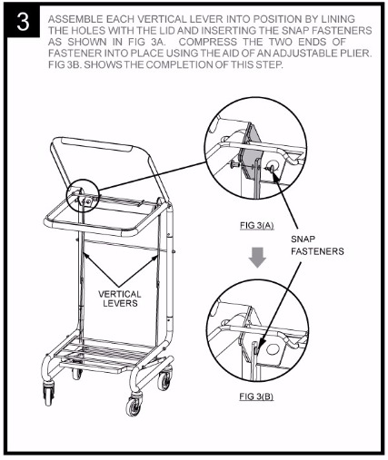 Tank Lid Assembly Manual Guide