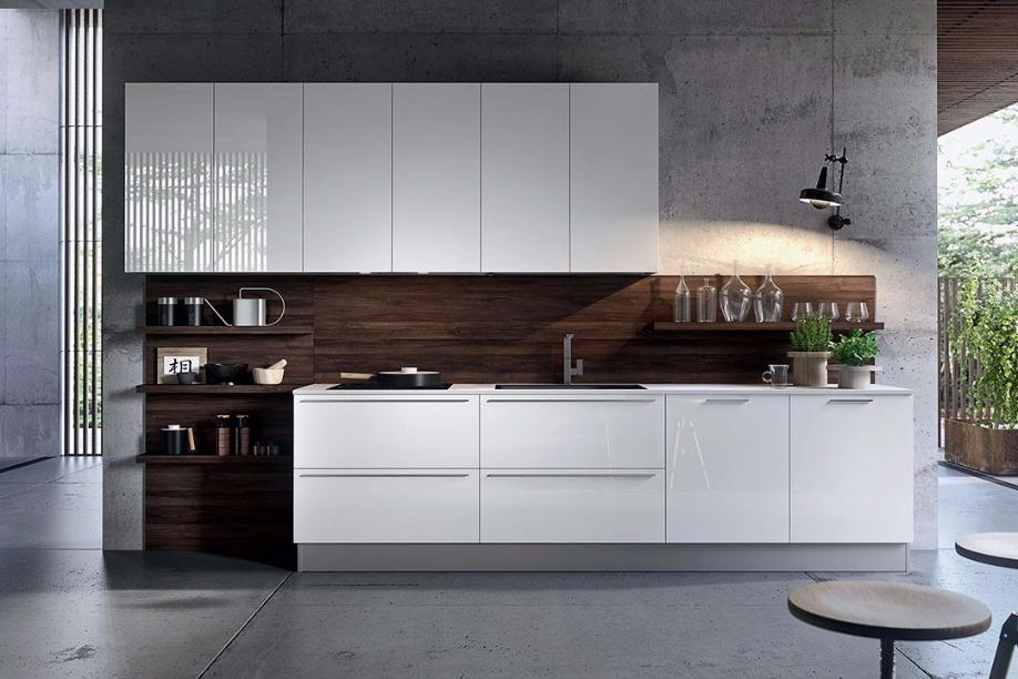 Pedini ontario italian style kitchen design for Italian kitchen to go
