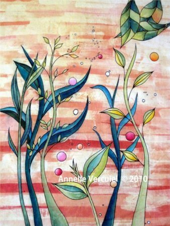 Annelle Vercuiel Sunset Plants