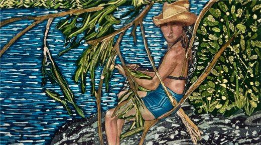 Viki Hilton Algonquin Fishing