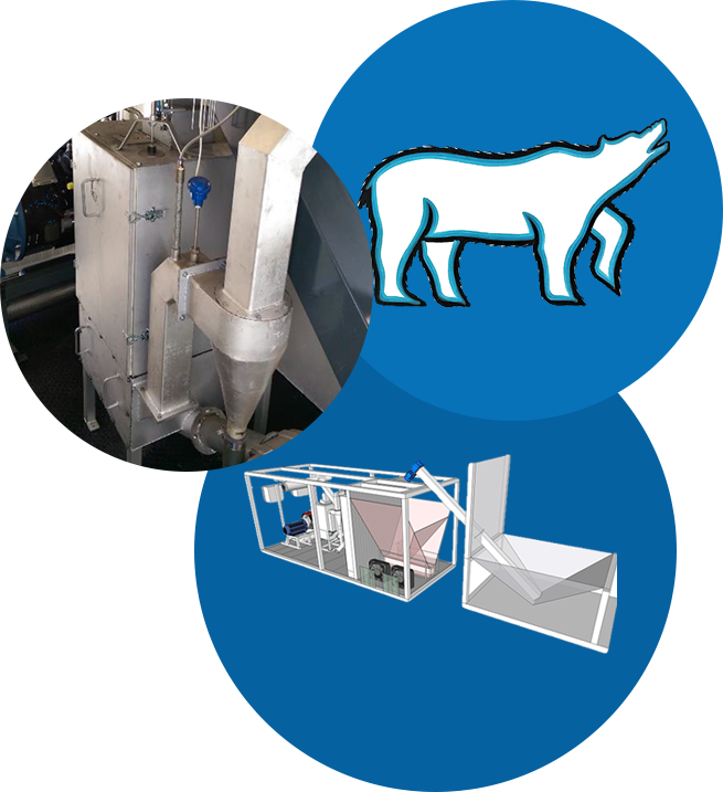 BIO-POWER AND MATERIAL RECYCLING SYSTEMS